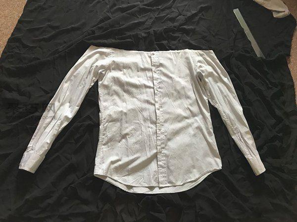 襯衣的日常改造 第3步