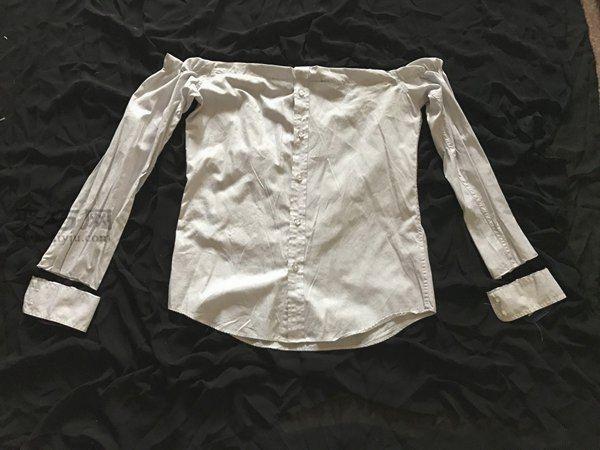 襯衣的日常改造 第7步