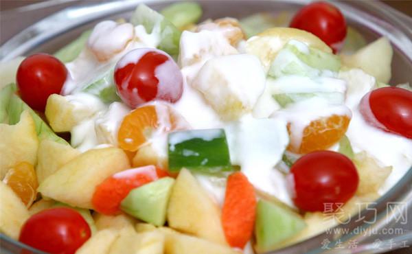 美味水果沙拉的做法
