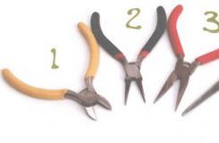 手工DIY串珠常用工具图解