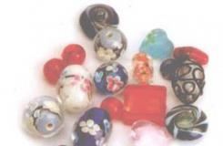 串珠常用珠子材料�N�介�B