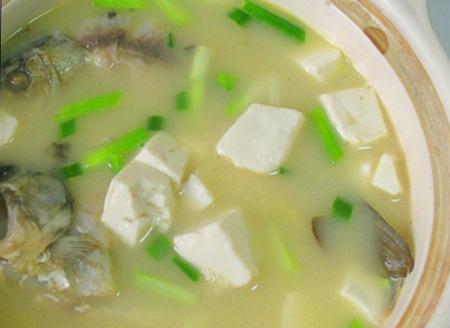 牡蠣豆腐湯的做法