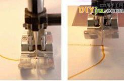 新手如何快速掌握縫紉機使用技巧