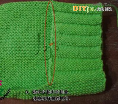 手工编织 手套鞋帽       妈妈都想给心爱的宝宝用毛线手工编织一双