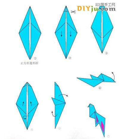 儿童折纸大全,非常适合幼儿园的手工折纸