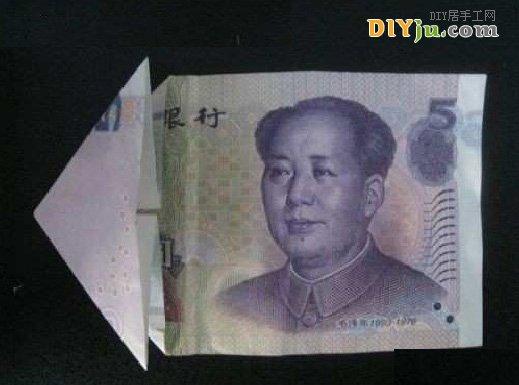 """如果你想学习""""怎么用钱折双心""""可以看看这篇人民币折"""