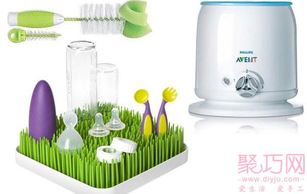 嬰兒奶瓶的清洗與消毒產品