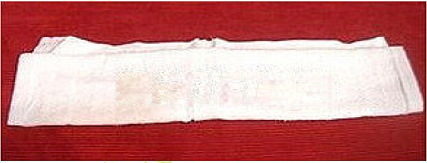 圖解韓劇綿羊頭毛巾折法
