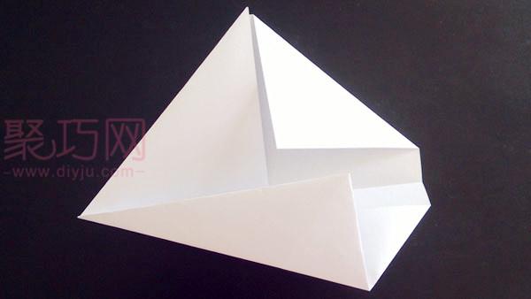 怎样折纸螺旋桨飞机 折纸飞机战斗机