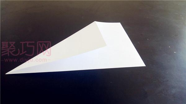 怎樣折紙螺旋槳飛機