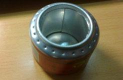 易拉罐手工制作酒精炉教程 易拉罐7步变费为宝