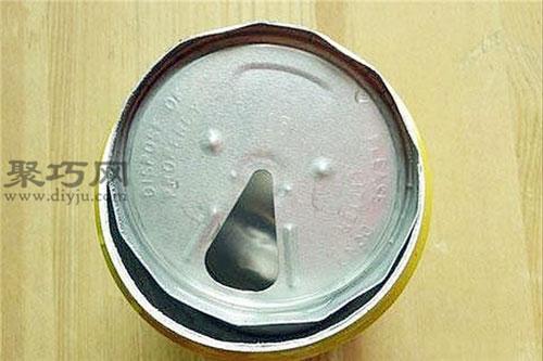 易拉罐燈籠制作方法圖解教程