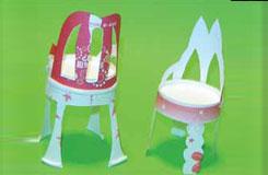 幼儿纸杯手工制作 用一次性纸杯做椅子