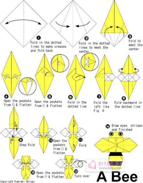 这个手工折纸大全图解可以帮助你轻松