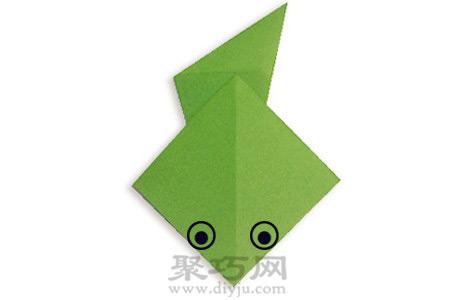 不少幼儿园儿童都制作过折纸青蛙