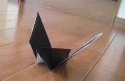 立體紙鴿子的折法圖解教程 教你如何折和平鴿