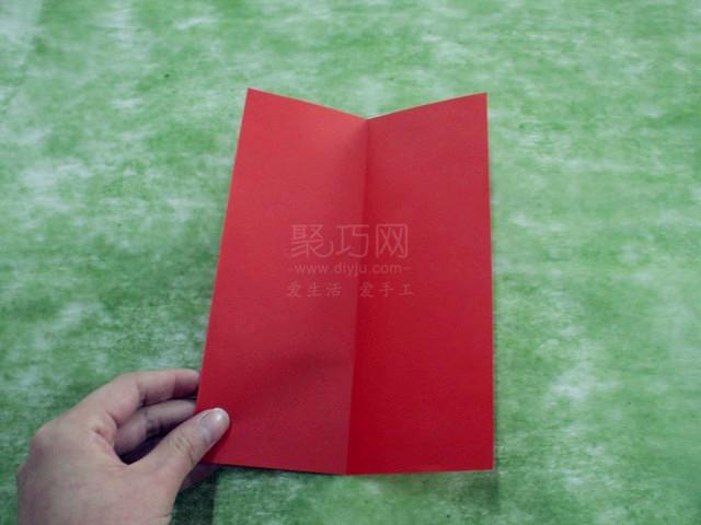 折紙戰斗機step1