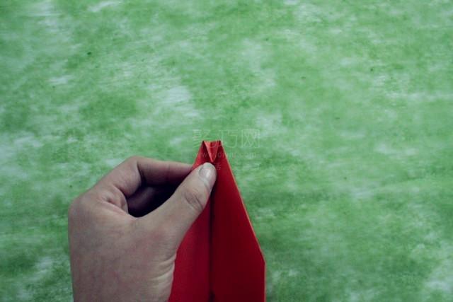 折紙戰斗機step8
