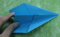 1分鐘學會怎么折紙飛機最簡單折紙飛機圖解