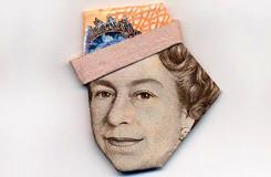【錢幣折紙欣賞】各國用錢折紙戴帽子的老爺爺