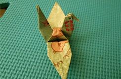 怎样叠千纸鹤 叠千纸鹤的方法