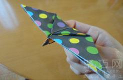 蝴蝶疊法:教你怎么折美麗的紙蝴蝶