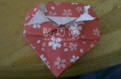折紙水果教程大全 怎么折紙草莓圖解教程