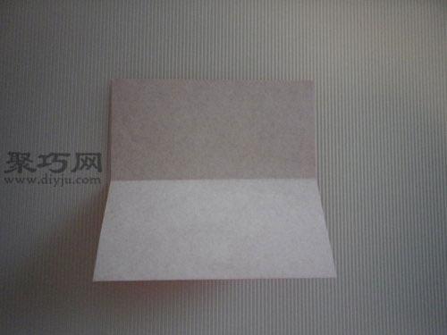 折平面紙西紅柿圖解1
