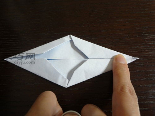 怎么折纸双船 双体船折法步骤图解