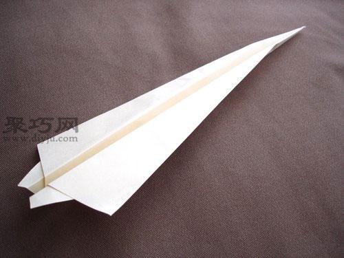 戰斗機折紙方法圖解教程 教你怎么折戰斗機