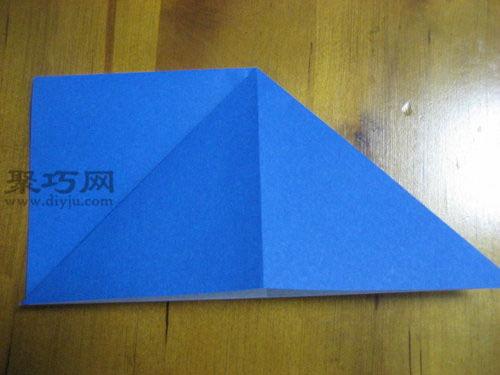 一张纸折立方体的折法 如何折立方体折纸