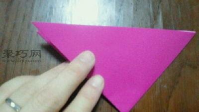 变废为宝折环保纸袋子步骤3