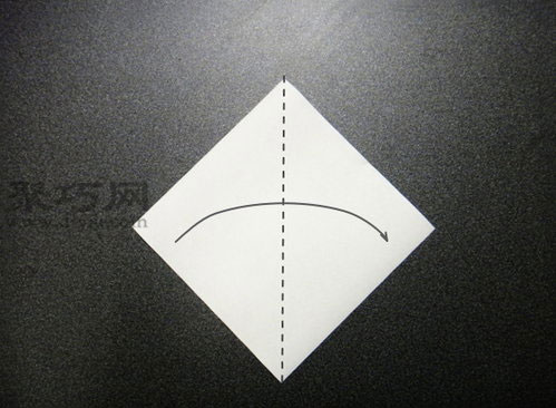 青鸟折纸图解教程