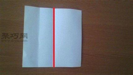 超简单纸房子的制作方法-折叠小时候心中的家步骤
