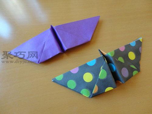 手工折纸 动物折纸