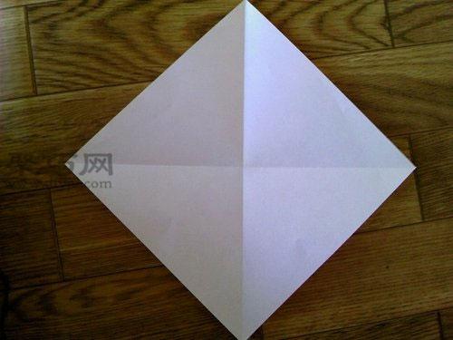 风车情书信封折叠方法
