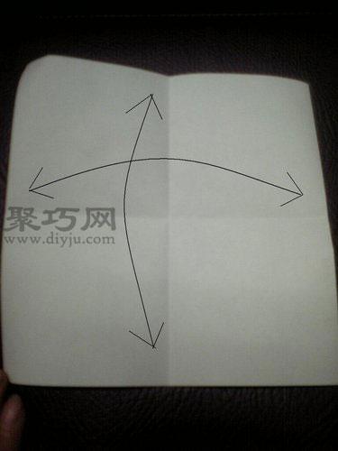简单五角星的折法步骤折纸教你操作五角汽油发电机的图解步骤图片