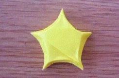 最简单折纸幸运星的方法 5步学会如何折幸运星