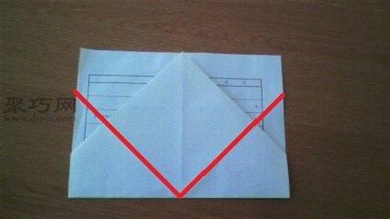 飛機的折疊方法圖解5
