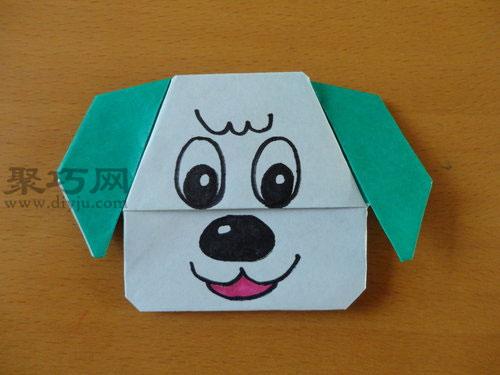 折纸狗欣赏