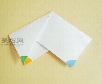 五角星的折叠用纸视频教程叠五角星-聚步骤雕肉过程方法图片