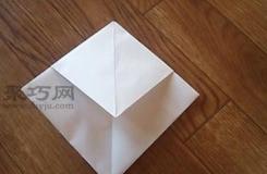 ��握坌欧獾姆椒� 教你怎么折正方形信封