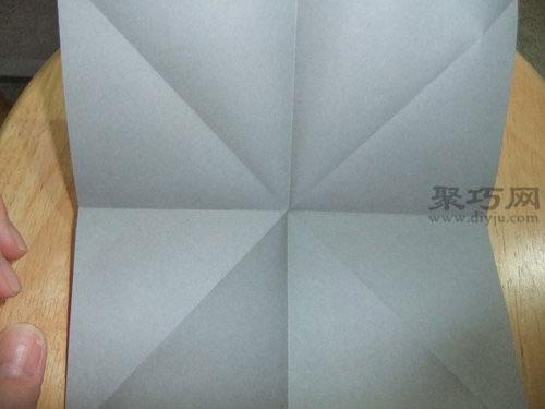 折立體龍貓折紙教程
