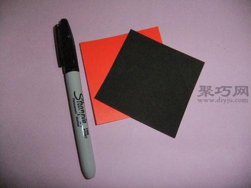 折紙瓢蟲1