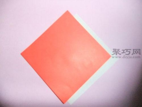 如何折叠六星瓢虫 简单手工瓢虫折纸教程