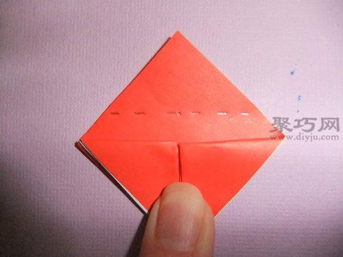 折紙六星瓢蟲1