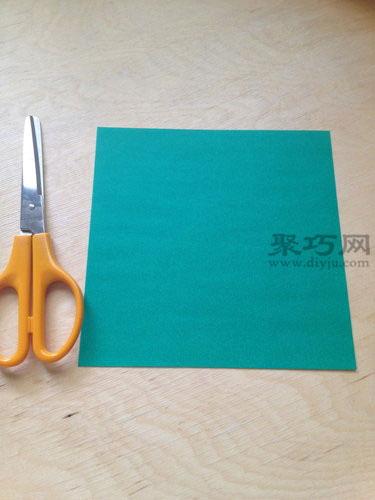 立体乌龟折纸步骤