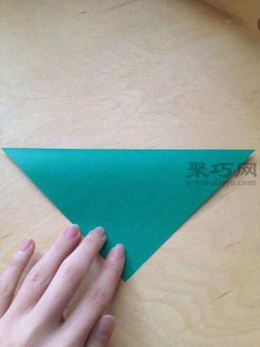 用纸怎么折叠立体纸乌龟图解教程