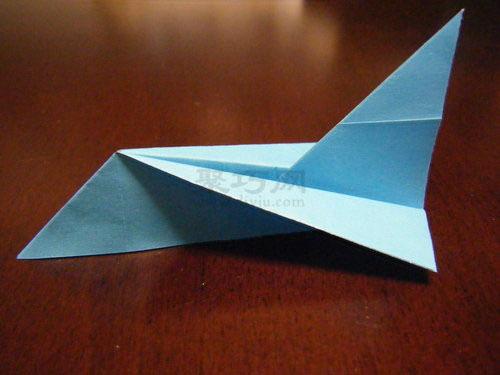 大型客機折疊方法圖解 如何折紙飛機客機