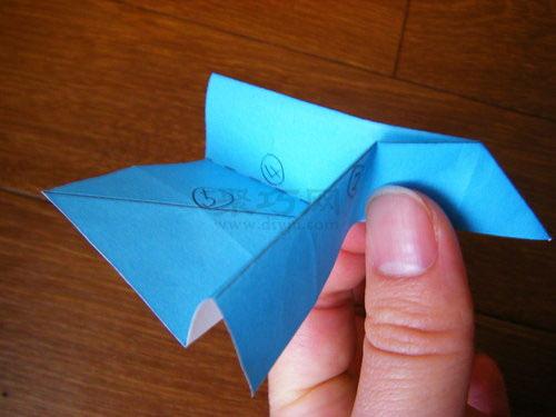 大型客機折疊方法圖解